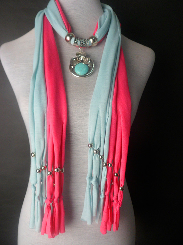 2013 Beautiful New trendy jewelry scarves/wraps 2 Colors wholesa