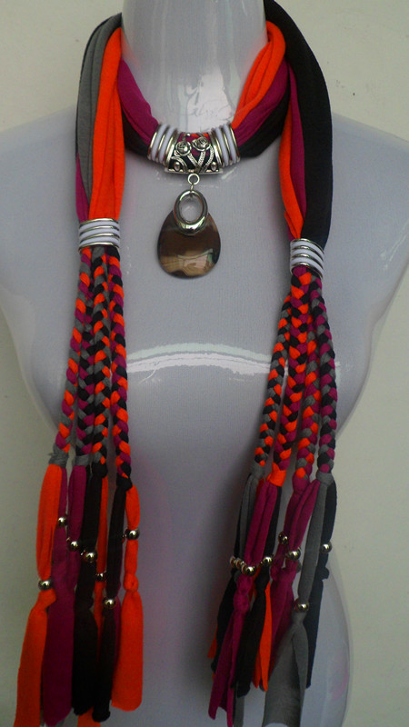 1 Special Design JEWELRY Scarf Wholesale USA