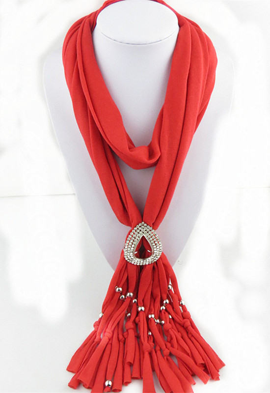 SEO_COMMON_KEYWORDS 1 1 Simple Fashion Design Necklace scarf for women