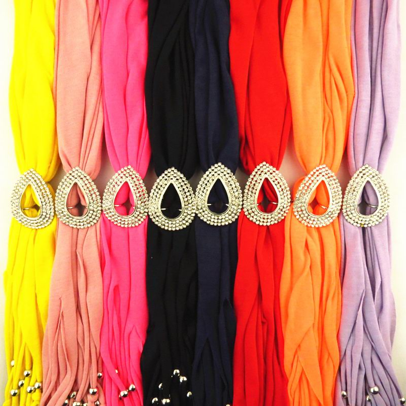 1 1 Simple Fashion Design Necklace scarf for women
