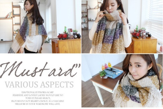 New Knit Scarf Wholesale USA