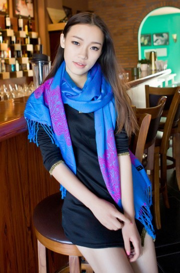 Beautiful Designs Knit Scarfs