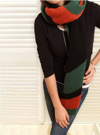 2016 New Arrival Knit Scarfs Wholesale