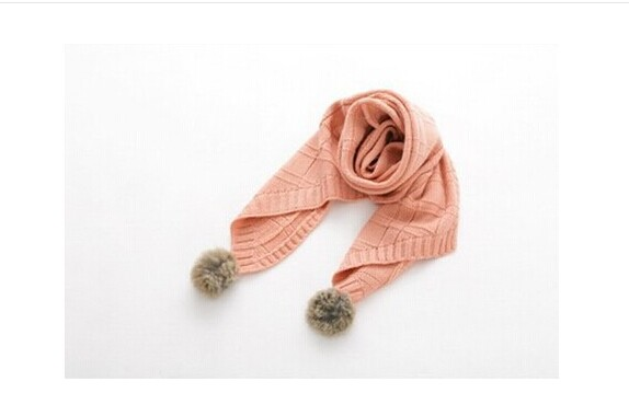 Children Knitted Cotton Scarf Wholesale Online