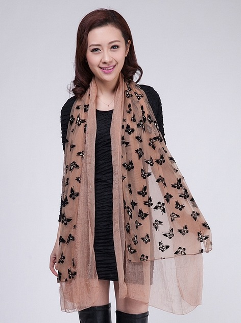 Good quality lace Scarf/Wrap Wholesale