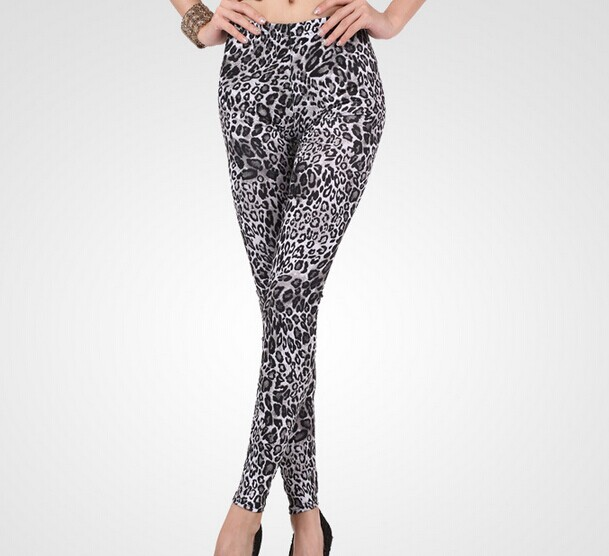 White Leopard Legggings Outfits Online Canada