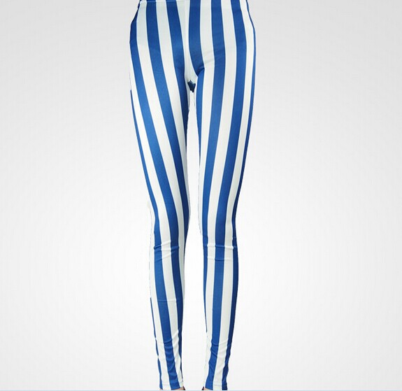 SEO_COMMON_KEYWORDS Colorful Striped Tights Outfits Online Wholesale