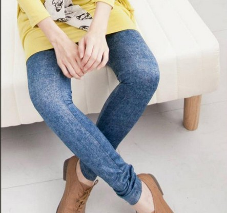 USA Denim jeans leggings for girls wholesale