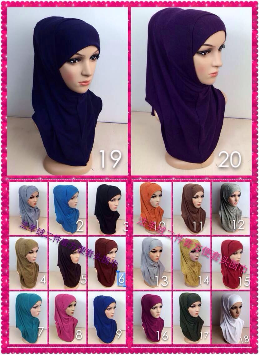 Best and Hot selling Muslims Head Scarf