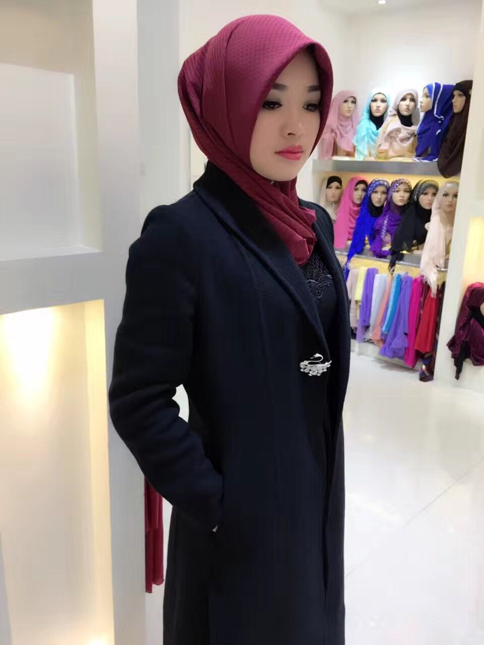 Hot Sell Style Hijab