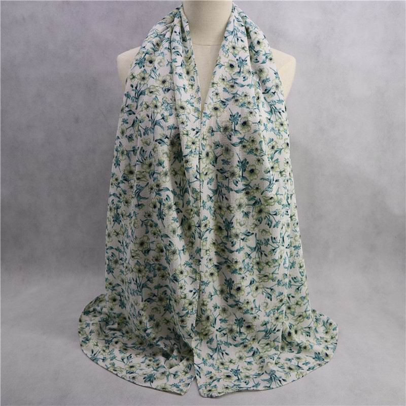 2017 Dot and Flower Scarves