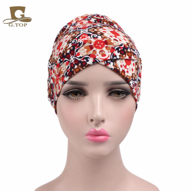1 New Pastoral Style Muslim Hats