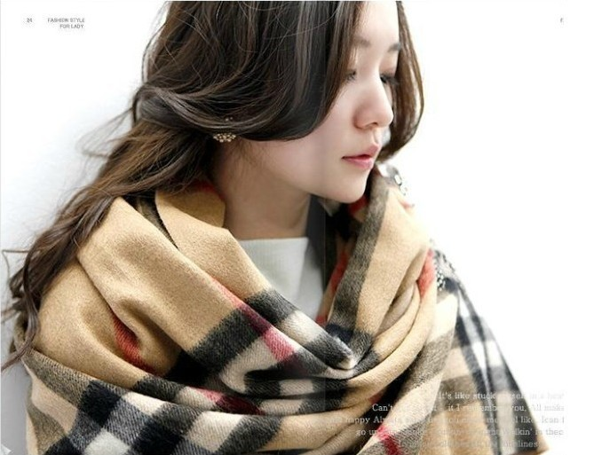 USA 2012 winter wholesale Scarf New