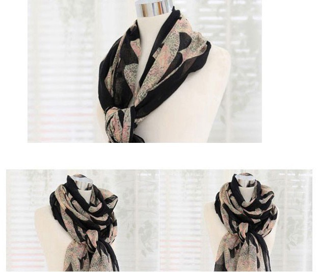 2013 USA Wholesale Spring scarf with multy colors
