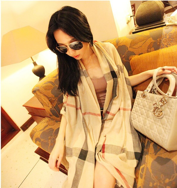 SEO_COMMON_KEYWORDS USA Women's Fashion Long Soft Wrap Lady Shawl