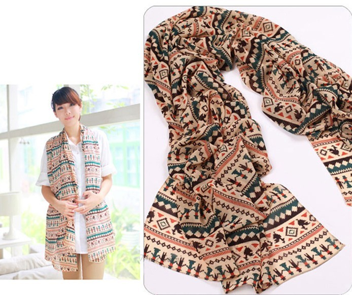 SEO_COMMON_KEYWORDS 2013 New Bohemia style hand villain scarf Chiffon Scarf