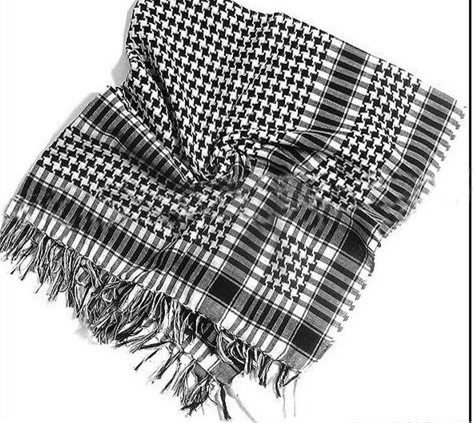 Hot selling Ladies spring triangle scarf