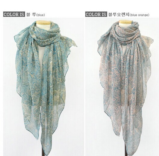 01264 Special Designs Scarf For Women