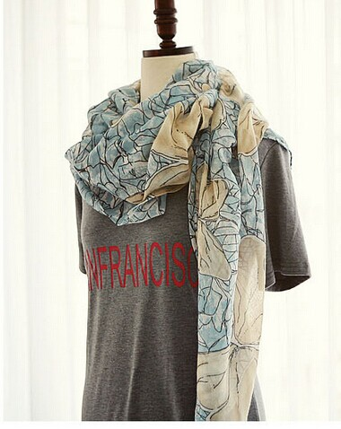 01271 Cool design Scarf For 2014 Autumn