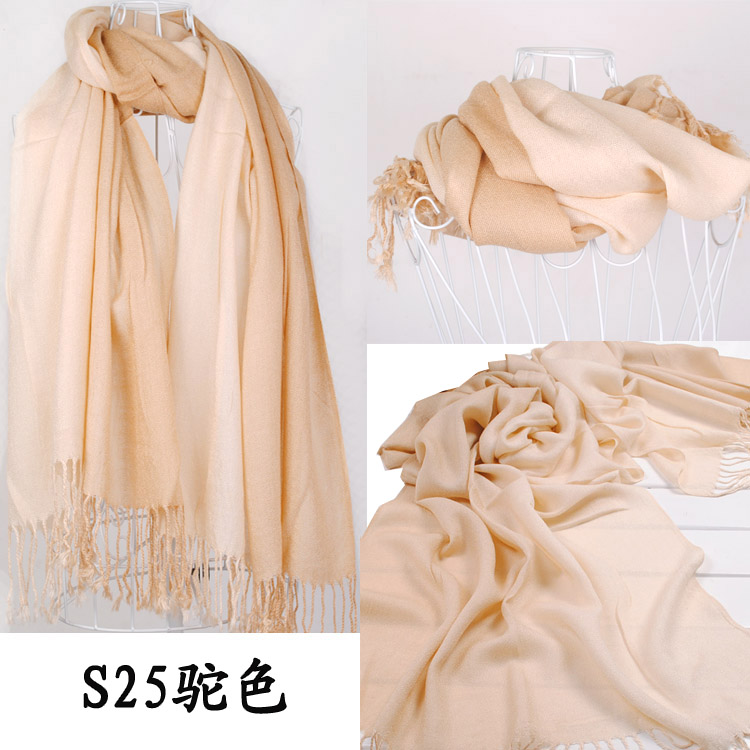 Winter cashmere scarves suppiler