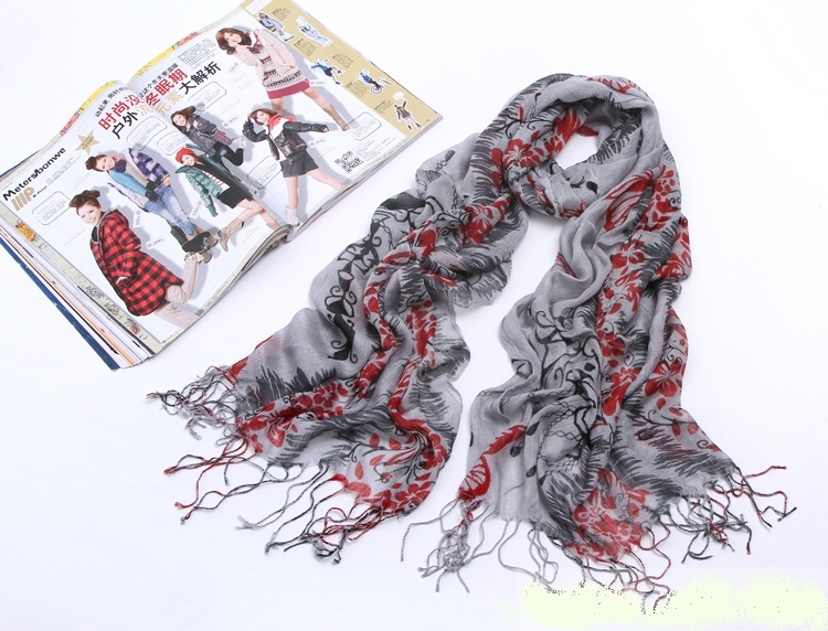 American summer fashion scarves
