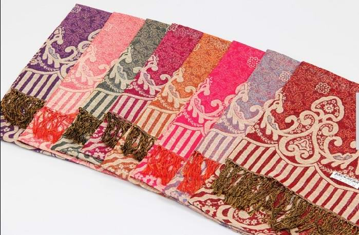 Wool pashminas scarves NY wholesaler