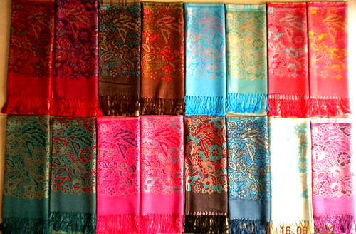 Blue pashmina wholesale sale USA