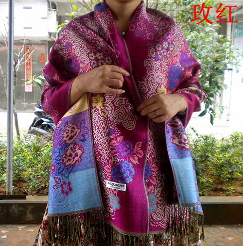 Winter wool pashminas wholesale UK