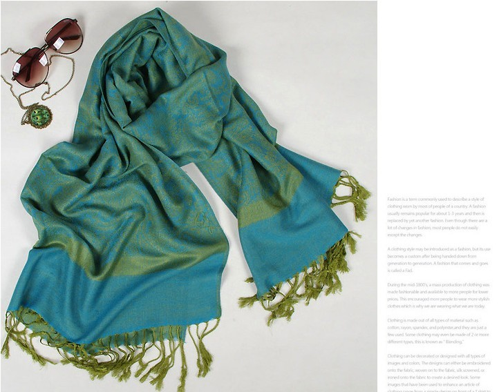 United States Cheap pashmina scarves long pashmina shawls on sal