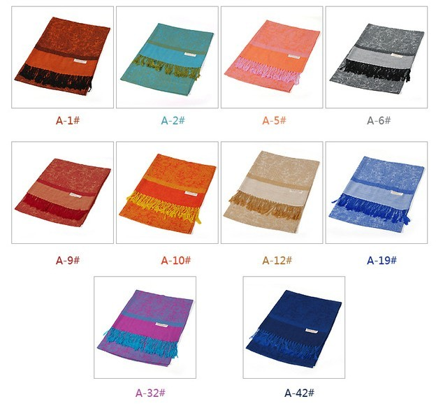 Buy Cheap Long Pashmina Scarf/Shawl/Wrap Online USA