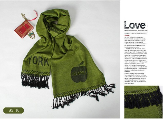SEO_COMMON_KEYWORDS Green solid fashion pashmina scarves shawls cape wholesale