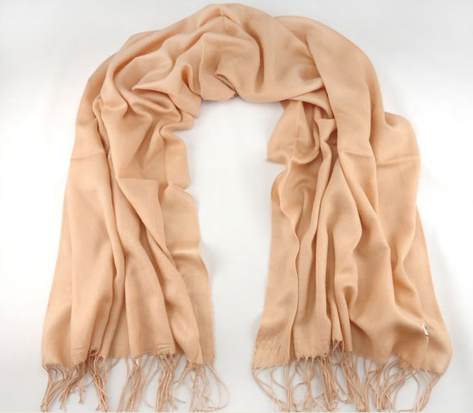 Cheap Plain Color Pashmina Scarf Wholesale