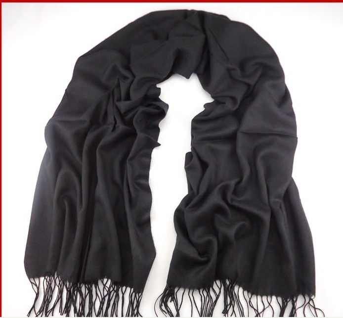 100% Plain Colors Pashmina Scarf Wholesale USA