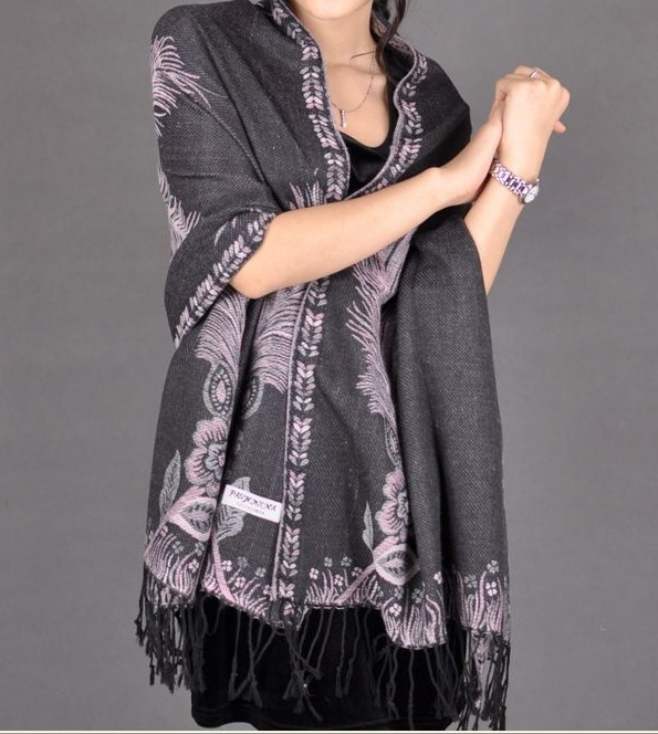 USA Thicker Pashmina Shawls Wholesale