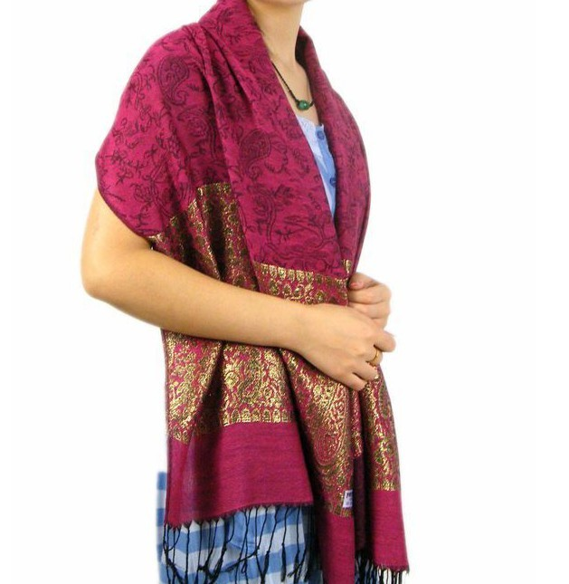 SEO_COMMON_KEYWORDS 2014 New Trend Elegance Paisley Pashmina Scarf/Shawls Wholesale
