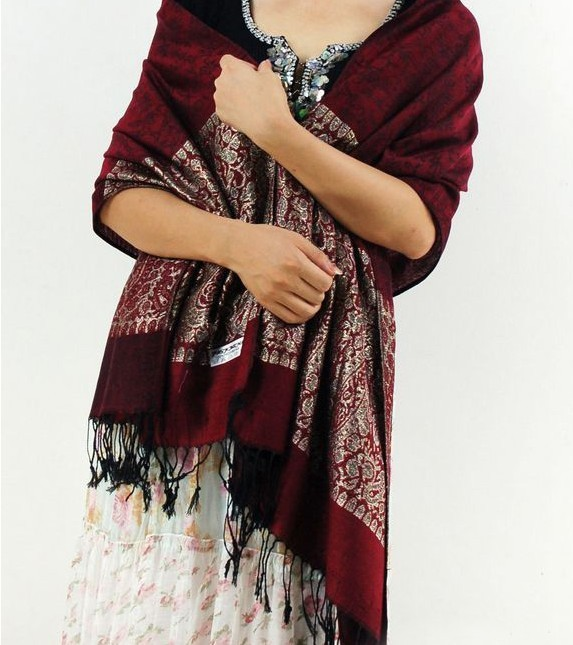 2014 Fashion Elegance Paisley Pashmina Scarf/Shawls Wholesale US