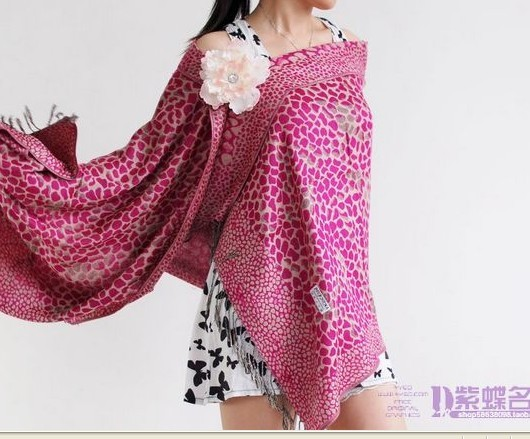 2014 Discount Simple Paisley Pashmina Shawls Wholesale USA