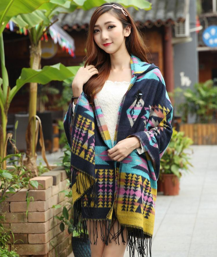 1439 Hot selling pashmina clothing for women