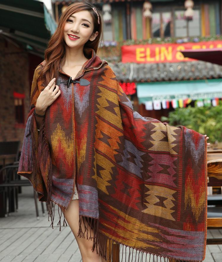 1440 Women pashmina clothing UK