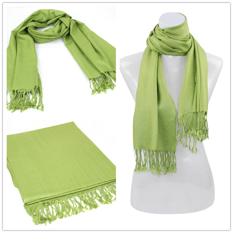 SEO_COMMON_KEYWORDS Green Pashmina Scarf