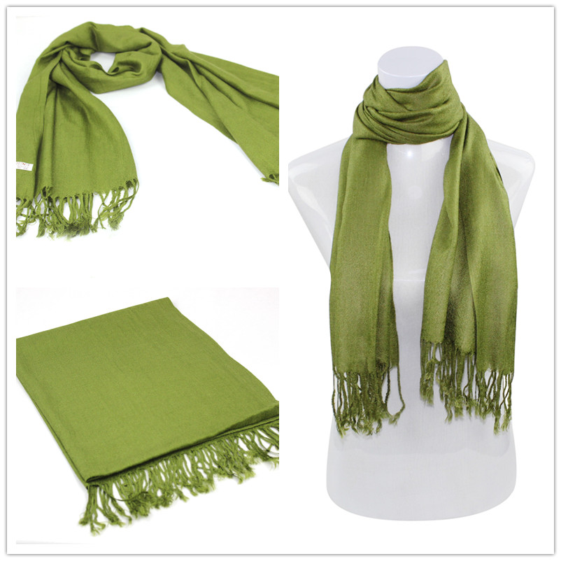 SEO_COMMON_KEYWORDS Dark Green Pashmina Scarf