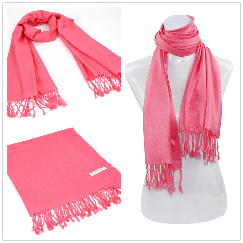 SEO_COMMON_KEYWORDS Red Pashmina Scarf 002