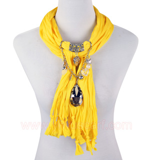 Wholesale alloy Pendant scarves