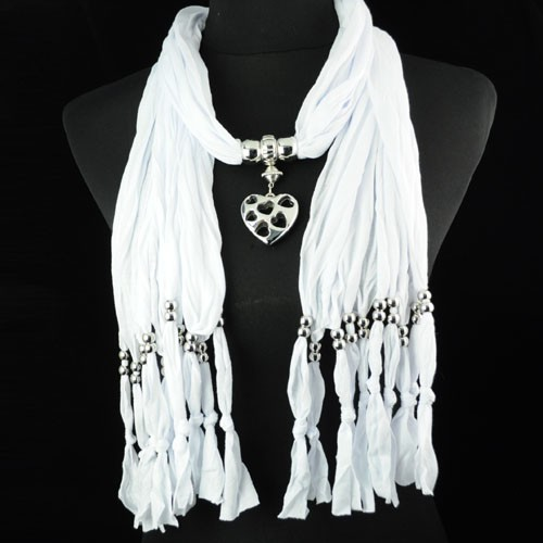 Australia jewelry heart Pendant scarf HK wholesale