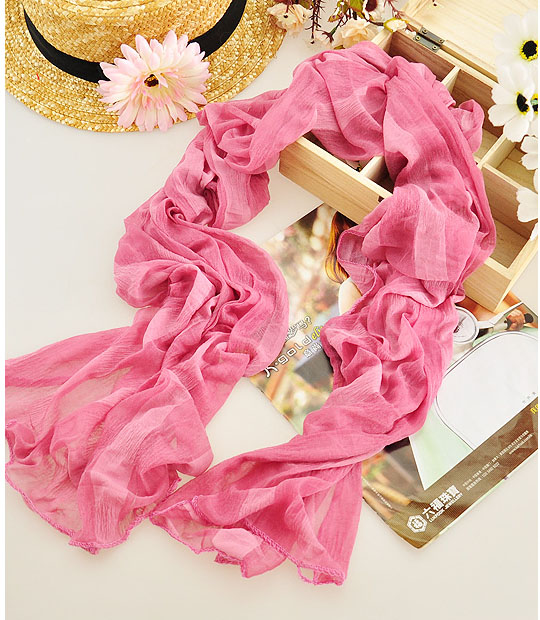 Promotional price scarves wholesale from factory