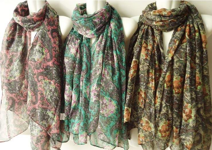 2013 Lower Polyester Scarves Wholesale USA