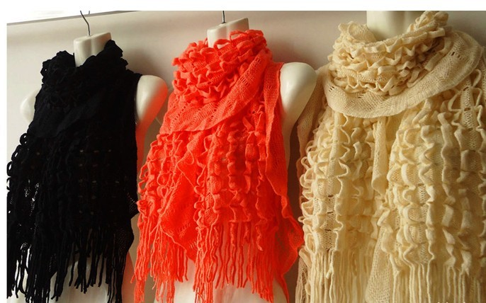 2013 Inexpensive Polyester Scarf/Wrap For Sale