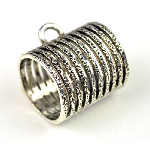 2013 Alloy Jewelry Accessories metal tube for scarf wholesale