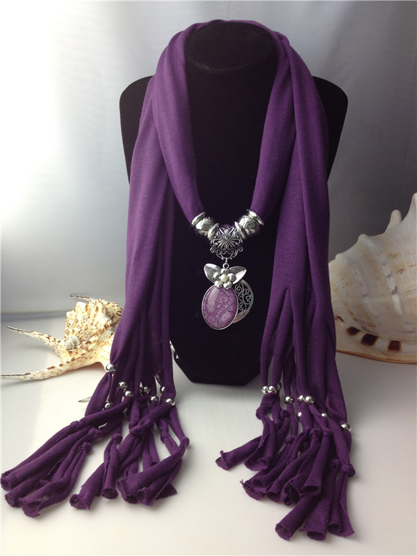 Cheap rhinestone jewelry scarf wholesale USA