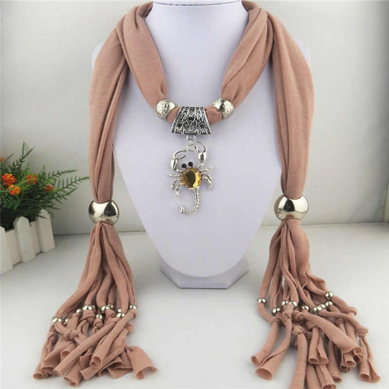 SEO_COMMON_KEYWORDS 1 1 Scorpion Design pendant scarf USA